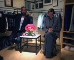 An Evening with J.Crew's Jenna Lyons and Somsack Sikhounmuong
