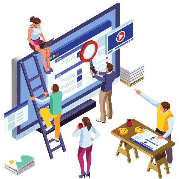 Création et gestion de site web