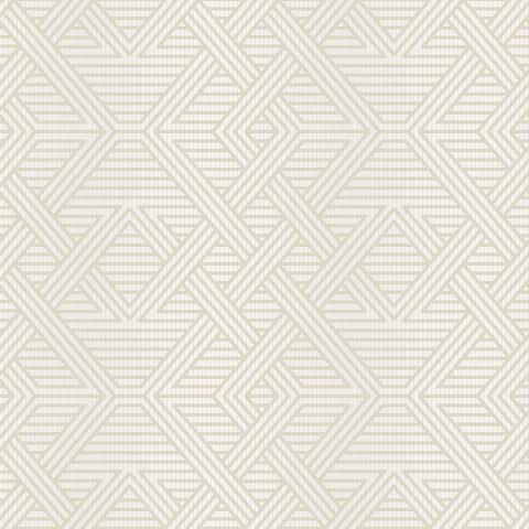 Papel pintado Skyline beige de Engblad&Co