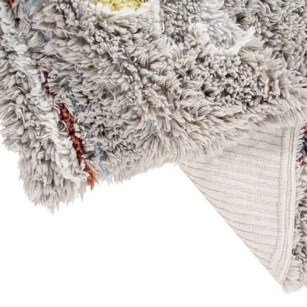 alfombra lavable de lana