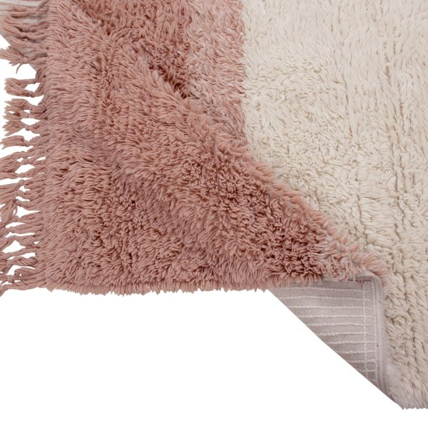 alfombra de lana modelo sounds of summer de lorena canals