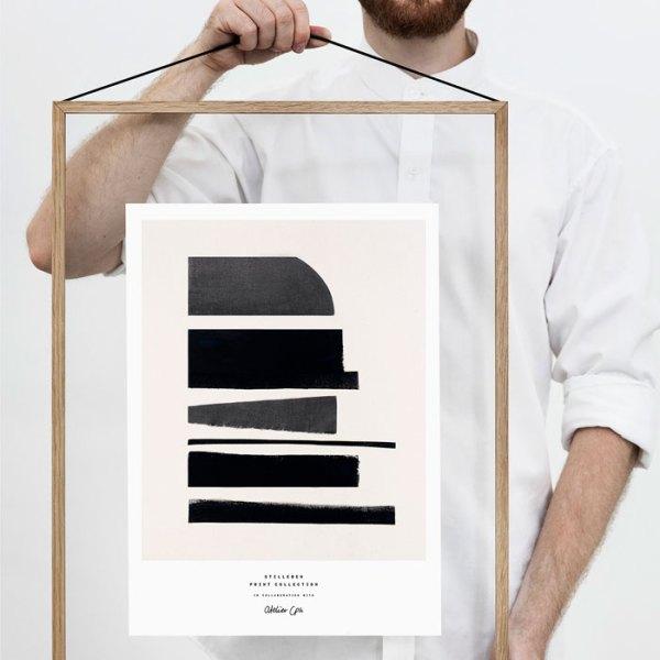Frame marco de roble de Moebe con lámina
