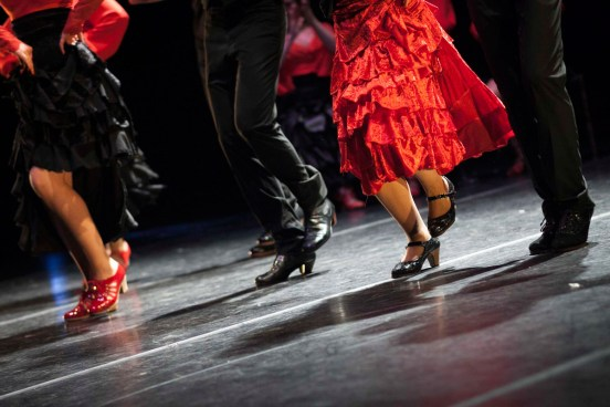 Flamenco - Foot Work