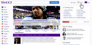 Login Yahoo
