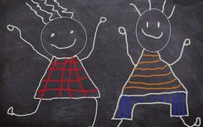 School doodt creativiteit van kinderen!