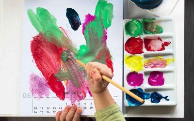 Het belang van creativiteit van kinderen