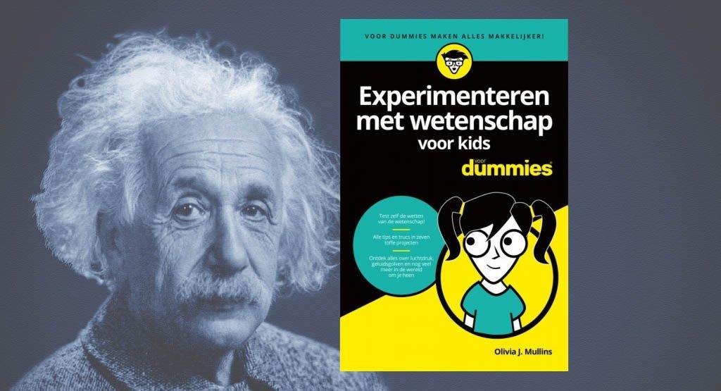 Experimenteren met wetenschap voor kids
