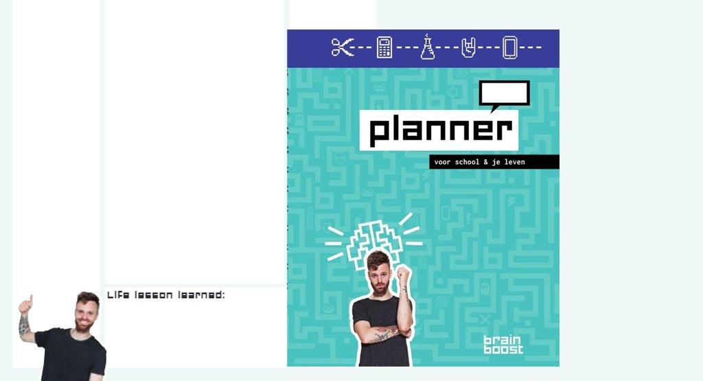 planner brainboast