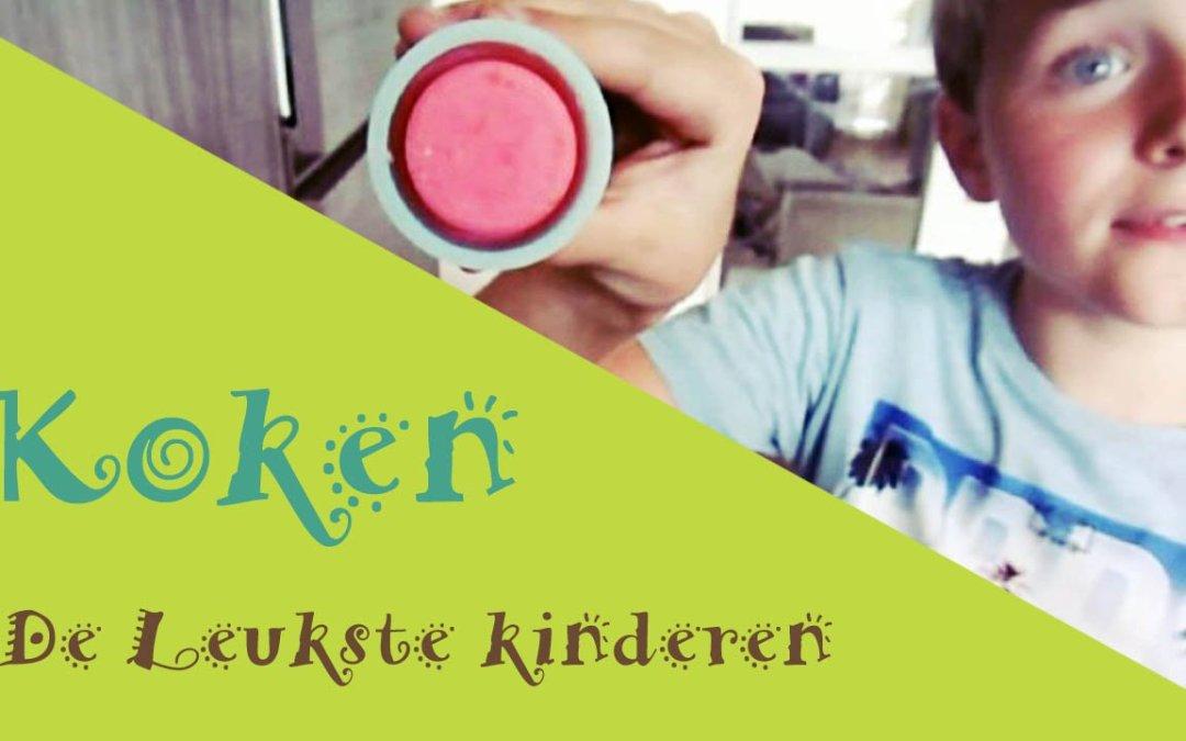 de leukste kinderen koken