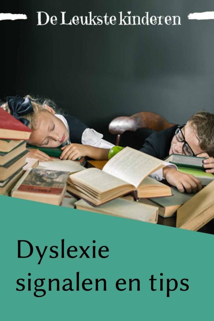 dyslexie signalen