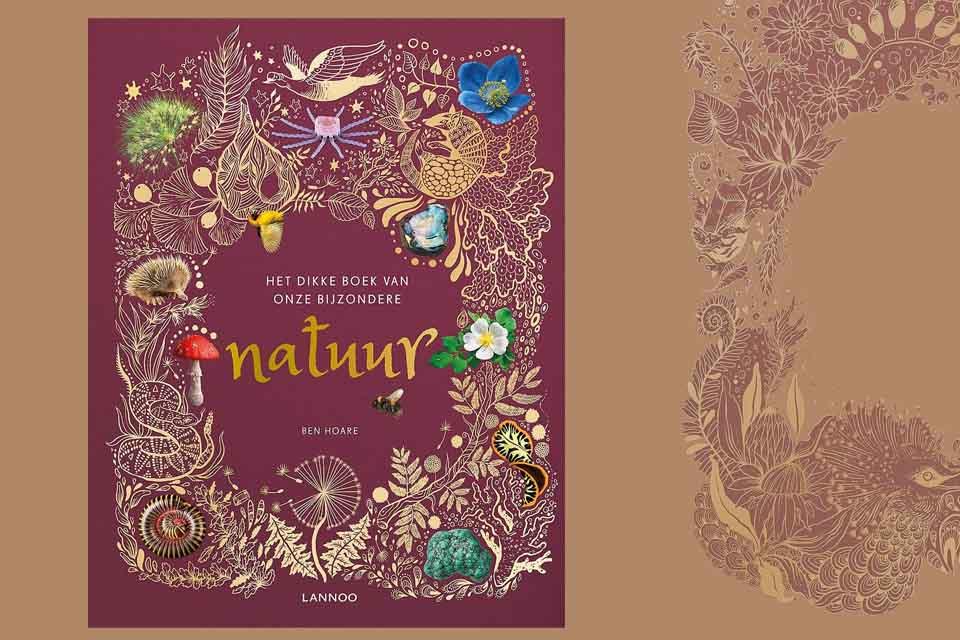Het Dikke Boek Van Alle Bijzondere Natuur