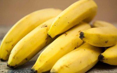 Bananen, bananen bananen zijn gezond!