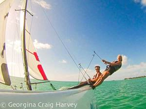 horizon watersports sailing