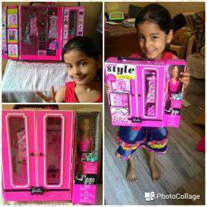 gifts barbie doll house