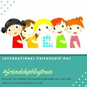 blog train,delhiblogger,friendship day