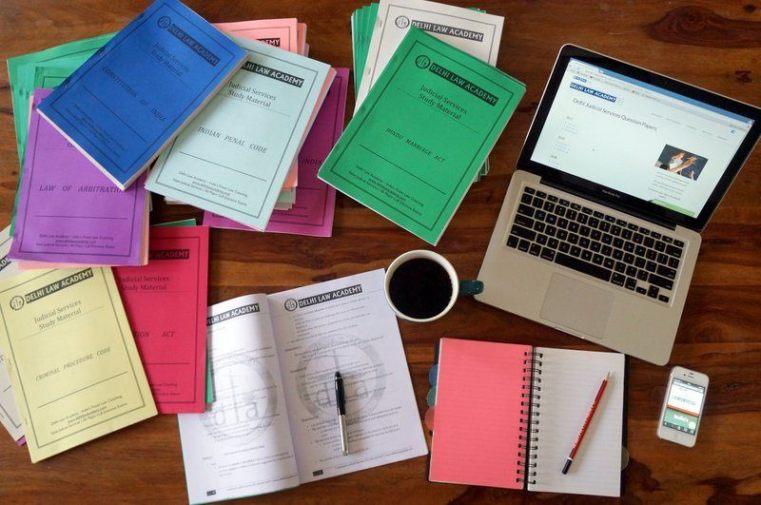 Delhi Law Academy Judicial Services Study Material