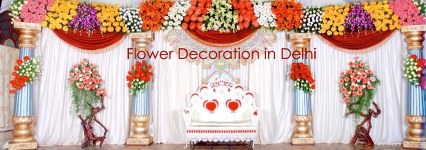 Wedding Flower Decorator Delhi Flower Decoration In Delhi