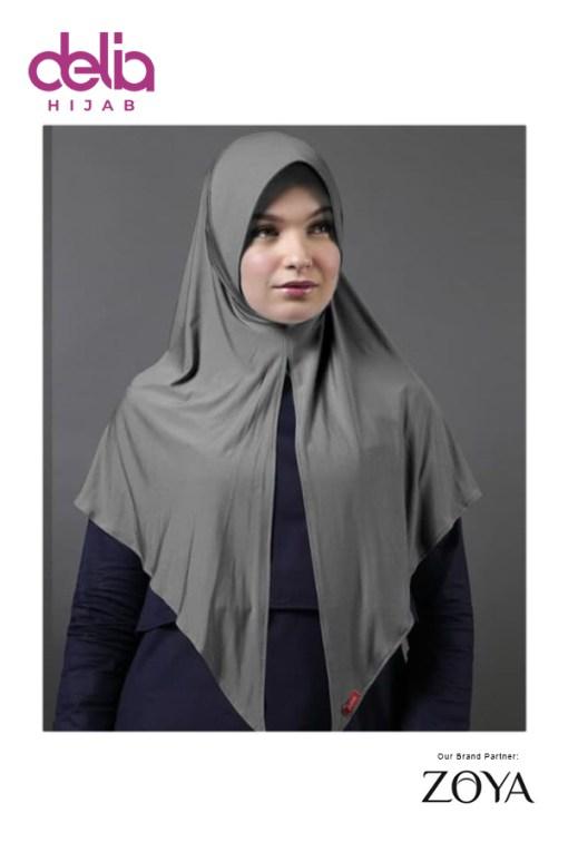 Bergo Instan Zoya - Bergo Alia HL Casual - Delia Hijab All
