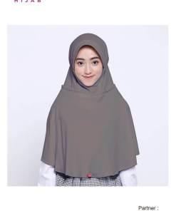 Bergo Sekolah Zoya - Bergo Sukses - Delia Hijab
