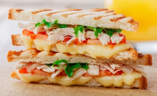 Fancy Grilled Cheese Sandwiches Recipe