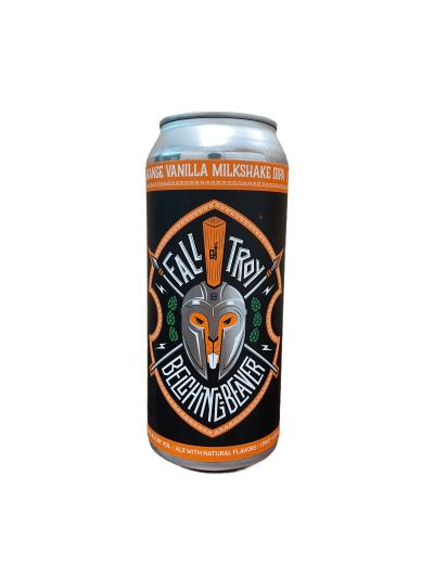 Belching Beaver Fall of Troy Doble IPA