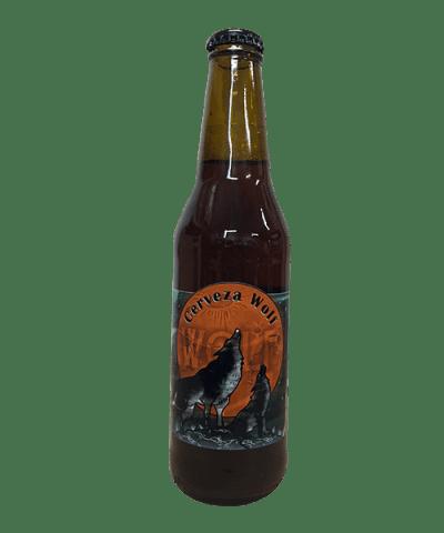 Cerveza Artesanal Wolf