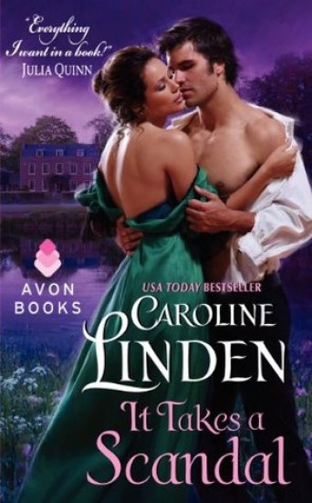 it takes a scandal caroline linden