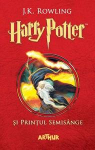 Harry Potter si Printul Semisange