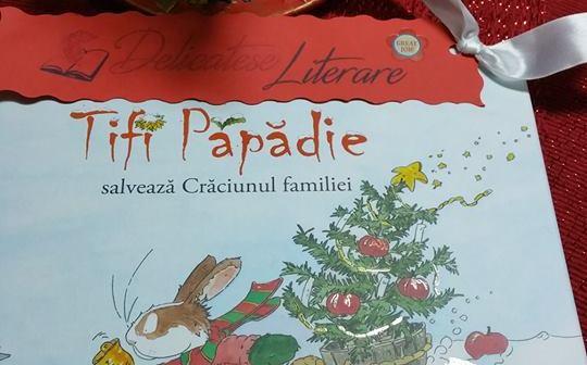 Tifi Păpădie salvează Crăciunul familiei de Andreas H. Schmachtl, Editura DPH – recenzie