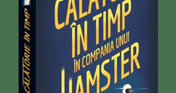 """Ross Welford, autorul bestsellerului """"Călătorie în timp în compania unui hamster"""", la Bookfest"""