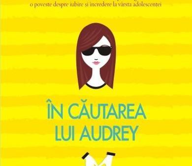 În căutarea lui Audrey de Sophie Kinsella, Editura Polirom – recenzie