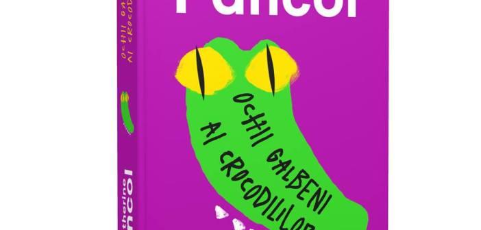 Ochii galbeni ai crocodililor de Katherine Pancol, Editura Litera, Colecția Blue Moon