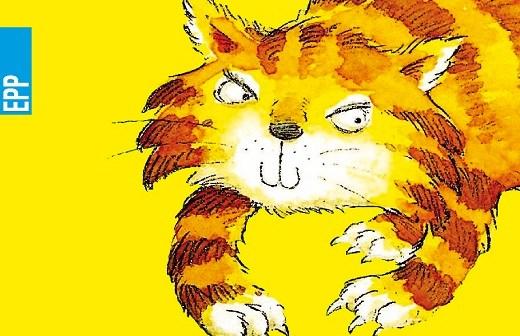 Întoarcerea pisicii asasine de Anne Fine, seria Pisica asasină, Editura Paralela 45 – recenzie