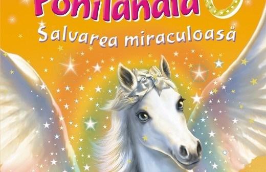 Salvarea miraculoasă, seria Prinţesele din Ponilandia de Chloe Ryder, Editura Paralela 45 – recenzie