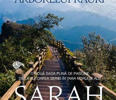În umbra arborelui kauri. Trilogia Kauri Vol.2 de Sarah Lark, Editura RAO