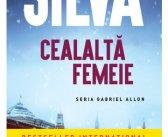 Cealaltă femeie de Daniel Silva, Editura Litera, Colecția Buzz Books