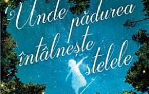 Unde pădurea întâlnește stelele de Glendy Vanderah, Editura Trei
