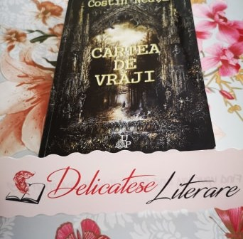 Cartea de vrăji de Costin Neață, Editura UP –  recenzie