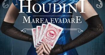 Houdini: Marea evadare de Kerri Manisalco, Editura Leda Edge