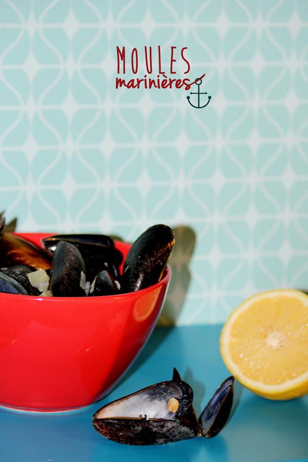 Moules-marinières