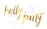 LOGO HOLLY PARTY