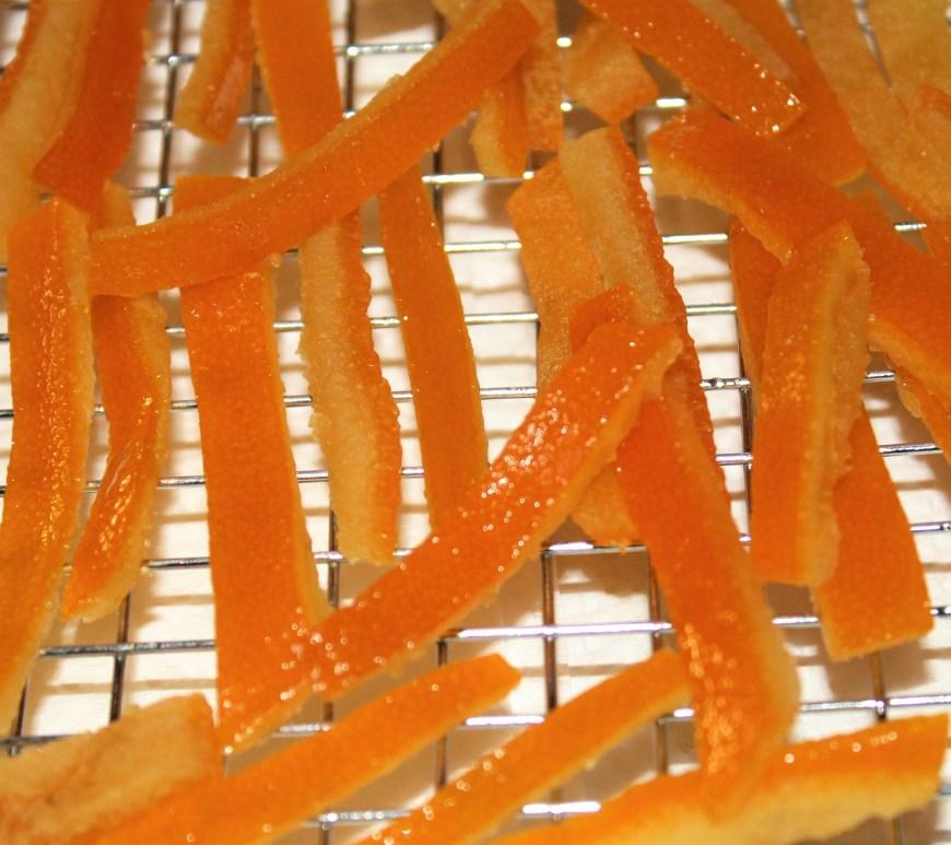 Délicimô ! - Recette des Oranges Confites ou Fruits Confits - www.delicimo.fr