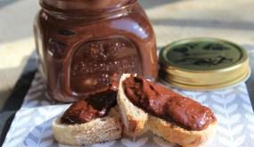 Pâte à Tartiner Chocolat Noisettes Bananes