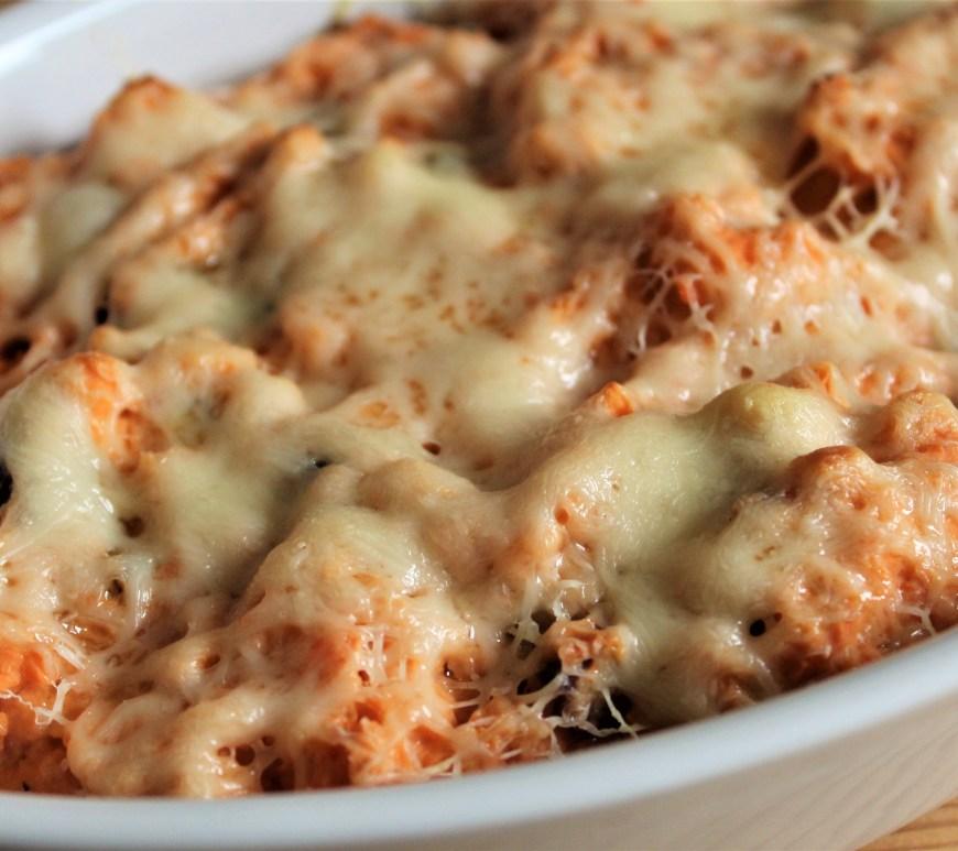 Délicimô ! - Gratin de Patates Douces au Chorizo - www.delicimo.fr