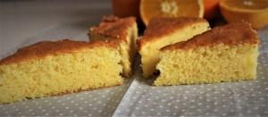 Délicimô ! - Gâteau Moelleux au Jus d'Orange - www.delicimo.fr
