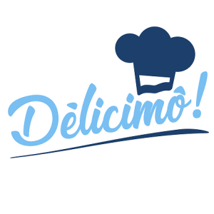 Logo Blog Site Recette Cuisine Pâtisserie Délicimô ! - www.delicimo.fr