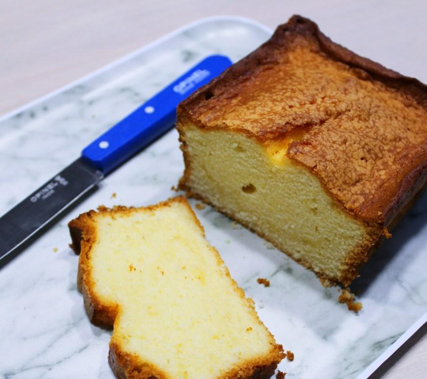 Délicimô ! - Recette du Cake Mousseline au Citron - www.delicimo.fr