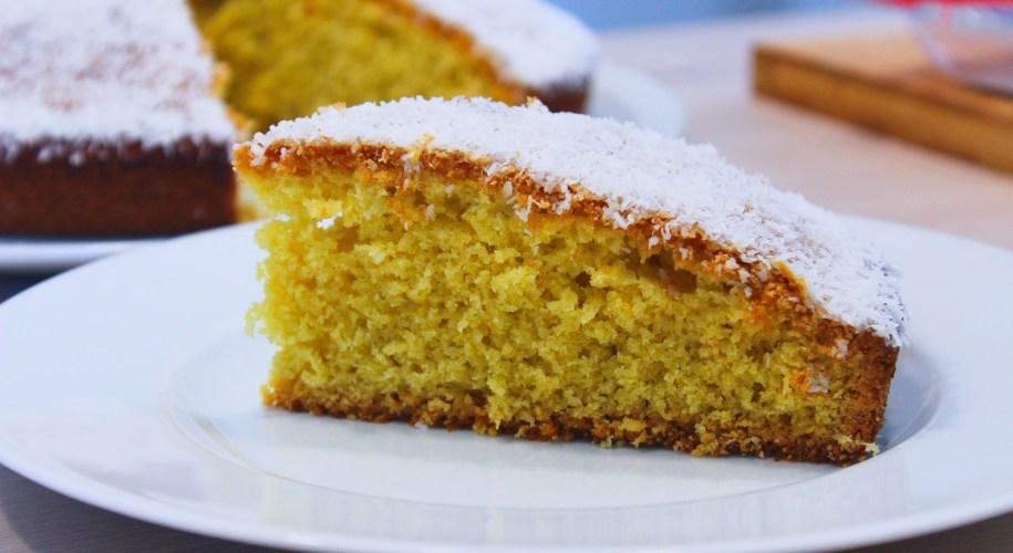 Délicimô ! - Recette du Gâteau Moelleux à la Noix de Coco - www.delicimo.fr