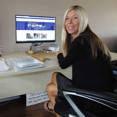 Claire Reynolds, Webcopy SEO