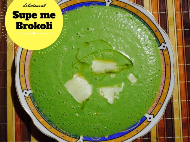 Si te gatuajme supe me brokoli
